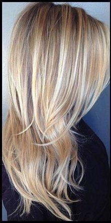 Po trzech latach blond ombr...