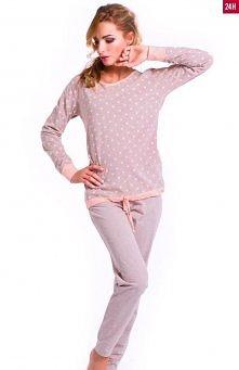 52d27fcdfb1fe5 Dobranocka PM.6010 piżama Radosna, pozytywna i bardzo dziewczęca piżama,  idealna na dobry sen i n.