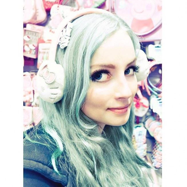 Blue Hair 3 Więcej Moich Prac Na Youtubecom Noemisparkle