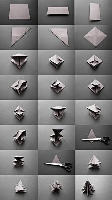 #origami_christmas_tree