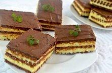 Ciasto milky way bez piecze...