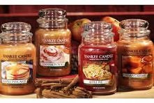 Świece Yankee Candle w świątecznych zapachach