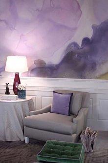 Eye-Catching Watercolor Walls