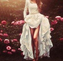 Ta sukienka... i te nogi... ♥