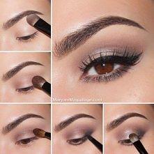 Fajne makijaże na zimę --&g...