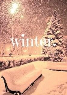 Zima - skojażenia... piszcie w komentrzach :)
