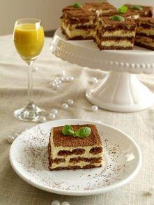 Ciasto Adwokata - bez pieczenia Składniki:  masa adwokatowa      700 ml mleka     1 szkl. cukru     1/2 cukru wanilinowego     2 i 1/2 łyżki mąki pszennej     5 łyżek mąki ziemn...