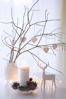 Drzewko świąteczne ( :
