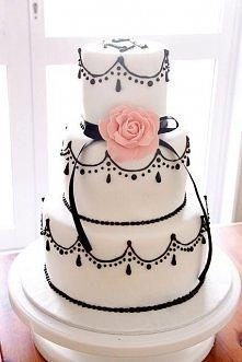 Najmodniejsze torty weselne --->>>