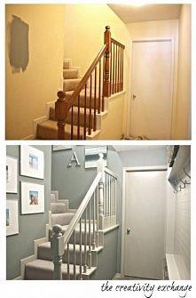 przemiana schodów