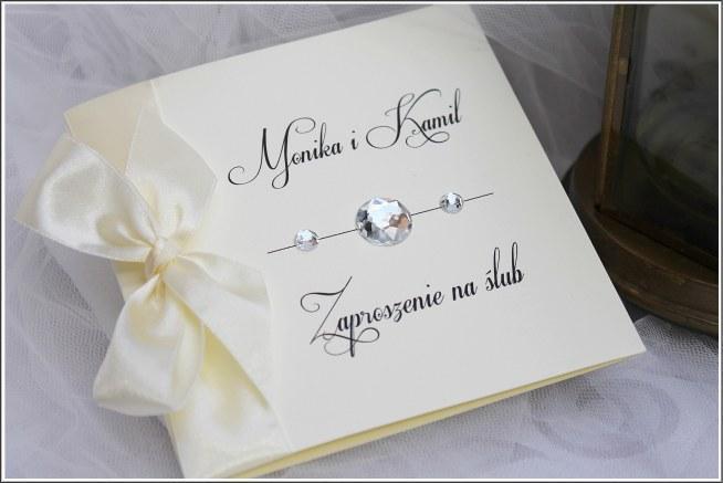 Allegro Rafmalkards Zaproszam Na Zaproszenia ślubne Zszywkapl