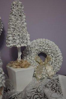 Dekoracja świąteczna.