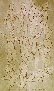 ciało kobiety