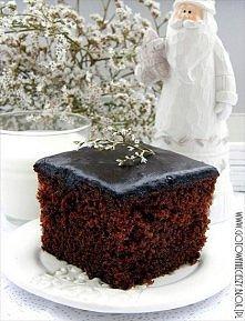 Prosty piernik czekoladowy