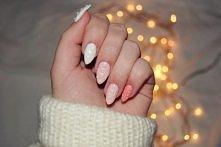 Sweterkowy manicure ;)