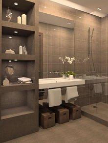 genialna łazienka