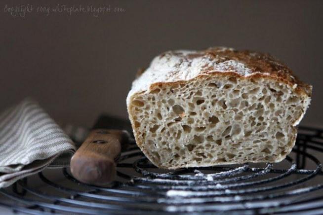 Łatwy chleb pszenno-żytni. Dla zapracowanych