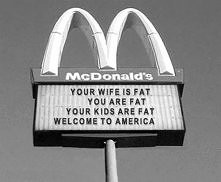 ***fast food