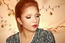 Szykowny, ponadczasowy makijaż. Zapraszam na tutorial na YT - kitulecmakeup oraz na blogu - kitulec beauty blog