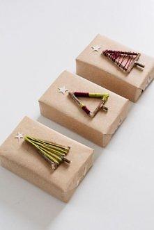 Pakowanie prezentów :)