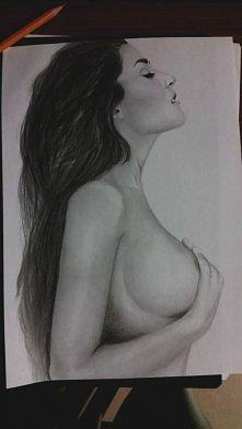 dawno nie rysowałam :)