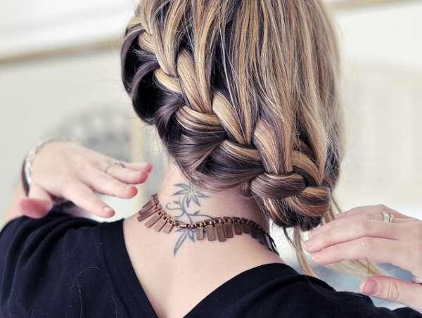 fryzura dla kobiety