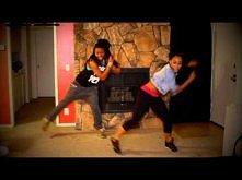 Reggae Dancehall workout by Keaira LaShae  Niezła zabawa, ale przy tym się ni...