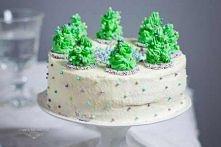 Świąteczny tort korzenno - ...