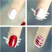 Nie masz pomysły na świąteczne paznokcie? Teraz już masz :)