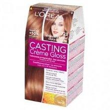 Loreal Casting Creme Gloss Szampon do Włosów bez Amoniaku - Opalizujący Karmel