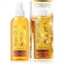 Eveline Argan Oil Olejek do ciała suchy ♥- Nigdy nie lubiłam używać balsamów ...