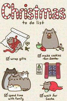 świąteczna lista :D