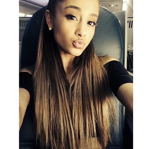 Ariana Grande...^^
