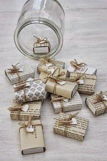O! Ile prezentów!