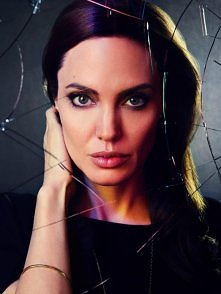 Angelina Jolie, photographed by Joe Pugliese for The Hollywood Reporter, Dec ...