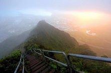Schody Haiku - czyli schody do nieba