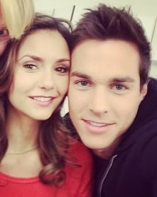 Nina Dobrev i Chris Wood