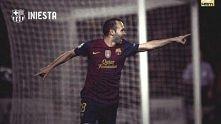 grande Iniesta :)