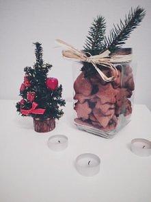 christmas spirit... gingerbread