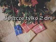 jeszcze 2 dni i święta ;)