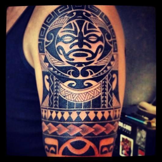 Polinezyjski Na Tatuaże Zszywkapl