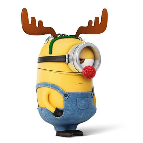 Merry Christmas from the Minions ♥