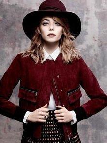 ....Emma Stone