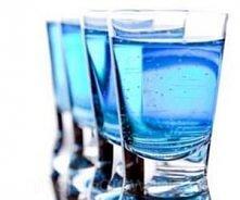 Kamikadze   Czas przygotowania: 10 minut Składniki      50 ml Bols     50 ml Bols blue curacao     25 ml Ginu lubuskiego     sok wyciśnięty z połowy cytryny     Sprite     kostk...