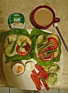 śniadanie mistrzów :)