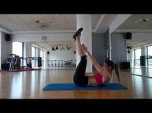 Program Płaski Brzuch - Ola Musielak Trening Brzucha Nr 4