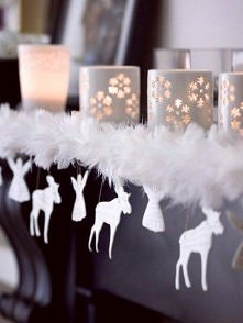 Świąteczne ozdoby dodają uroku :)