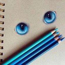 śliczne oczka :)