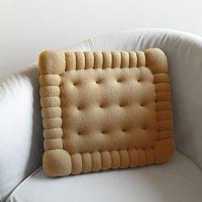 ciasteczkowa poduszka MMm..