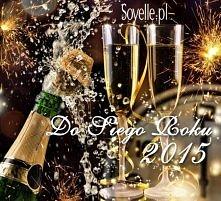 Szampańskiej zabawy i Do Siego Roku 2015!
